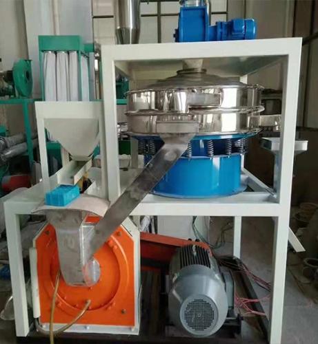 500塑料磨粉机